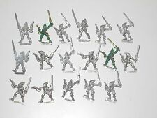 Rogue Trader 40K Eldar metal OOP Striking Scorpions x17