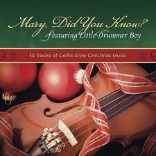 Mary Did You Know : 40 Tracks of Celtic-Style Christmas Music by Classic Fox...