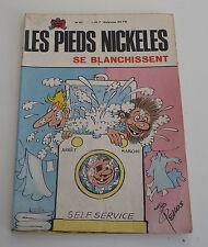 LES  PIEDS NICKELÉS      N° 65    édition originale      mar11