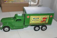 VERY NICE VINTAGE 1940's BUDDY L  RAILWAY EXPRESS AGENCY DELIVERY TRUCK