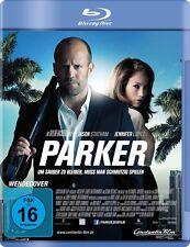 PARKER (Jason Statham, Jennifer Lopez) Blu-ray Disc NEU+OVP