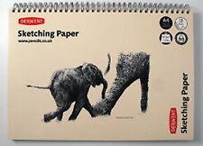 Derwent Sketch Book Pad A4 Landscape x3