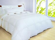 7 FT Emperor Cal King Bed Size 100% Hungarian White Goose Down 10.5 Tog Duvet