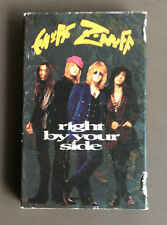 ENUFF Z'NUFF - Right By Your Side / Bring It On Home Cassette Tape Single 1993