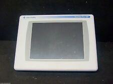 Allen Bradley 2711P-RDT10C PanelView Plus 1000 Display Module Clean Touchscreen