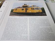 Deutsches Eisenbahn Archiv 9 Bahnanlagen 2244 Turmtriebwagen 701