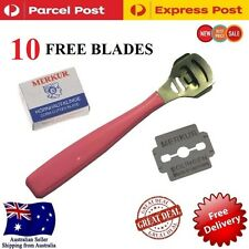 Foot File Pedicure Callus Rasp Skin Shaver Corn Cutter Tough Remover Steel AU