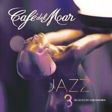 CAFE DEL MAR JAZZ 3  CD NEU KAOS/OMFO/FENOMENON/FRAMEWORKS/JOAS/OSULANDE