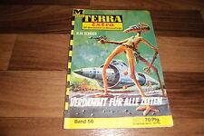 TERRA EXTRA # 56 -- VERDAMMT für ALLE ZEITEN // Perry Rhodan-Autor K.H. Scheer