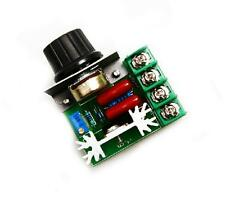 2000W SCR Motor Speed Controller Voltage Regulator Module Modulation good