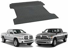 "2002-2016 DODGE RAM 1500 Pickup W/ *6' FOOT BED (75"") CUSTOM Cargo Bed Mat Liner"