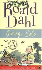 ROALD DAHL ___ GOING SOLO ____ BRAND NEW ___ FREEPOST UK