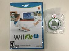 Wii U Wii Fit U Game with Wii Fit Meter - NEW SEALED - Fitness Active Cardio
