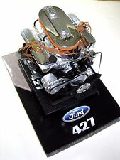 FORD 427 Wedge die-cast replica engine Liberty Classics 1960s 1:6 scale auto