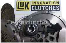 FORD MONDEO 130 TDCI 6 SPEED LUK DUAL MASS FLYWHEEL AND CLUTCH KIT WITH CSC