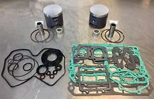 Ski Doo 800R WOSSNER FORGED DUAL RING Piston Top End Kit - REV XP MXZ Summit