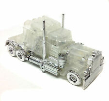 Transformers TRANSLUCENT CLEAR OPTIMUS PRIME Limit Edition figure toy Complete