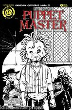 Puppet Master #8 Sketch Variant Comic Book 2015 Action Lab - Danger Zone