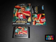 JUEGO SEGA MEGA DRIVE JOE MONTANA FOOTBALL (PAL)