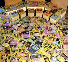 100 POKEMON TRADING CARDS WITH RARES, FOILS & PROMO!