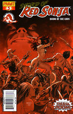SWORD OF RED SONJA Doom of the Gods (2007) #3  - Cover A - New Bagged