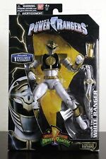 WHITE RANGER Legacy Collection Figure 6.5 Mighty Morphin Power Rangers MMPR rare