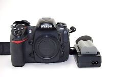 Nikon D300 12.3MP Digital SLR Camera - Black (Body only)-Used