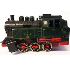 LOCOMOTIVA FLEISCHMANN 4028 CARL 0-6-0 STEAM SWITCHER LOCOMOTIVE HO LOT 67