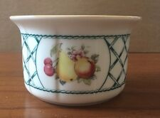 Set of TWO Villeroy & Boch BASKET Ramekins