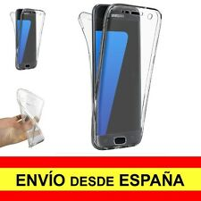 Funda Doble Transparente para SAMSUNG GALAXY S7 Antichoque Total a2272