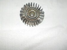 GOOD USED:OEM: FLYWHEEL-PART #1125 400 1200 FOR A STIHL 034 CHAINSAW.