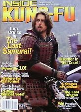1/04 INS KUNG FU KARATE BLACK BELT MARTIAL ARTS MAGAZINE