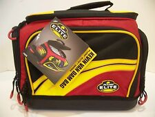 KEVIN VAN DAM ELITE SERIES #4856 FISHING TACKLE BAG SOFT SIDED & 4 UTILITY BOX