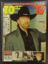CHUCK NORRIS mag.FRONT cover 44/1999, Poland Sting,Jack Nicholson