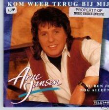 (843N) Arne Jansen, Kom Weer Terug Bij Mij - 1996 CD