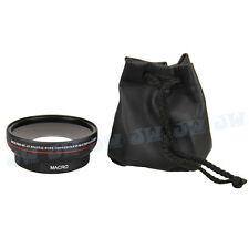 67MM HD Wide Angle Macro Lens for Canon T4i T5i 700D 650D 7D 60D 18-135MM 17-85M