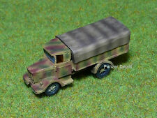 Panzer Depot New 1/144 WWII Italian Lancia 3RO Heavy Truck camouflage