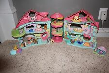 HUGE Custom LOT ❤ Littlest Pet Shop LPS  House Party