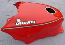 1986-1988 Ducati Paso 750 BRAND NEW NOS red gas tank E