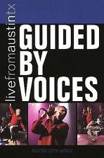 GUIDED BY VOICES Live From Austin TX DVD NEW New West Region 1 Robert Pollard