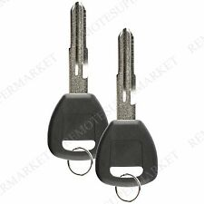 2 Replacement for Acura 2006 RSX 2004-2006 TL 2004-2008 TSX Remote Key Fob Car