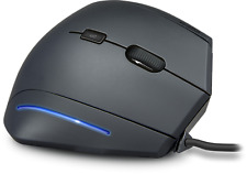 SPEEDLINK Bargeldverwender ergonomic vertical Mouse-USB, Black