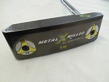 "New RH Odyssey Metal-X Milled #1 Wide 1W 35"" Putter Steel 35 Inches"
