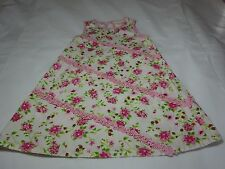 Jillians Closet Pink Floral Girls Dress Size 4T