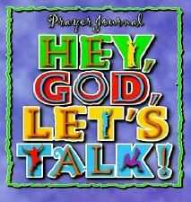 Hey, God, Lets Talk! Student Prayer Journal