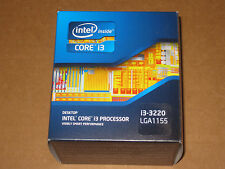 New Intel Core i3-3220 LGA1155 Socket, i3-3240,i5-3570k, i7-3770, HEATSINK FAN