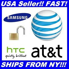 UNLOCK CODE for ATT SAMSUNG i777 Galaxy S 2 II i727 SkyRocket i937 Focus S i917