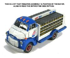 "N SCALE: 1950's GMC ""COE"" BEVERAGE TRUCK - SHOWCASE MINIATURES #18"