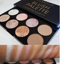 makeup revolution golden sugar blush highlighting palette contour palette