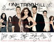 ONE TREE HILL CAST AUTOGRAPHED 8x10 RP PHOTO BY ALL 11 SOPHIA BUSH